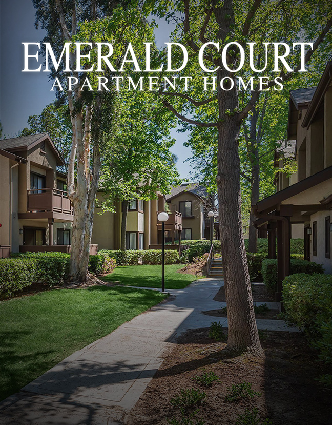 Emerald Court Apartment Homes Property Photo